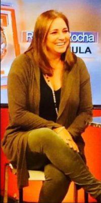 La actriz y cantante mexicana ahora tiene 51 años. Foto: www.gabyrivero.com