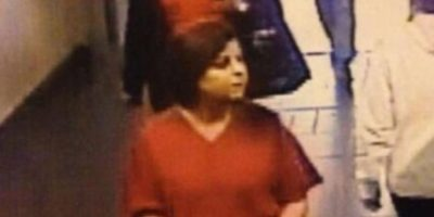 Se disfraza de enfermera para robar bebé, es capturada por adolescentes Foto:Vía Twitter