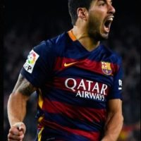 23. Luis Suárez (Barcelona/Uruguay). Foto: Getty Images