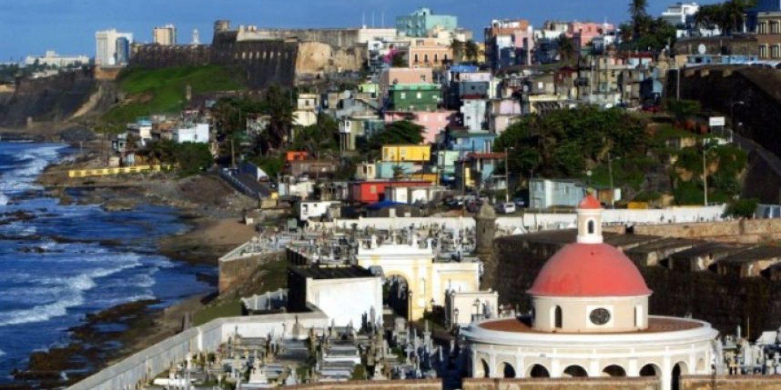 3. Puerto Rico: Se ubica en la posición 35, con una expectativa de vida de 78.5 años Foto:Getty Images