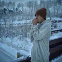 Sin embargo, no ha revelado el sitio exacto en el que se encuentra. Foto:Instagram/justinbieber