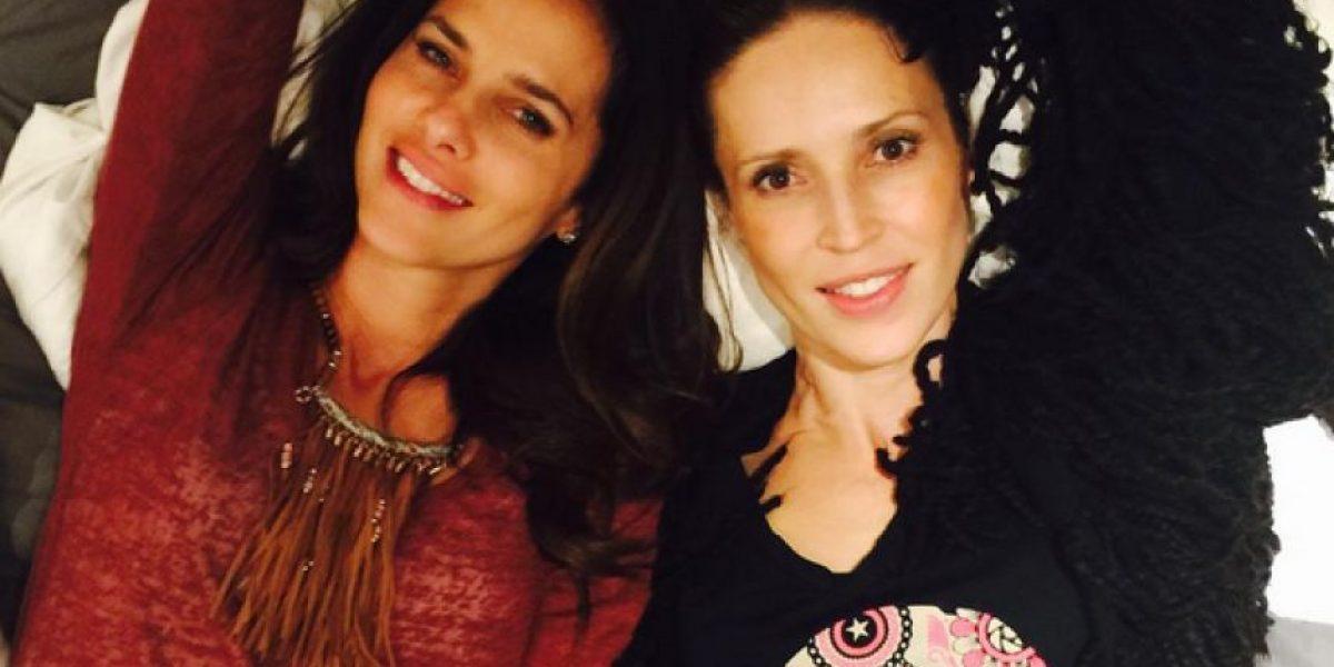 Fotos: Alejandra Azcárate le envía un emotivo mensaje a Paola Turbay de cumpleaños