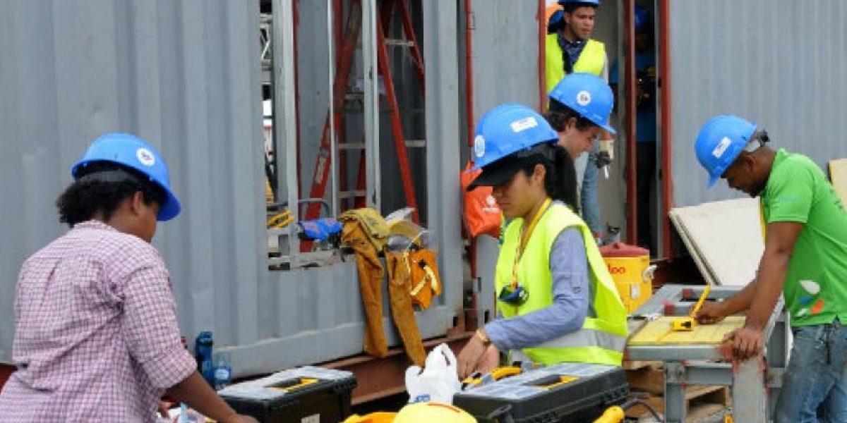 Avanza la construcción de las casas del futuro en el Solar Decathlon de Cali