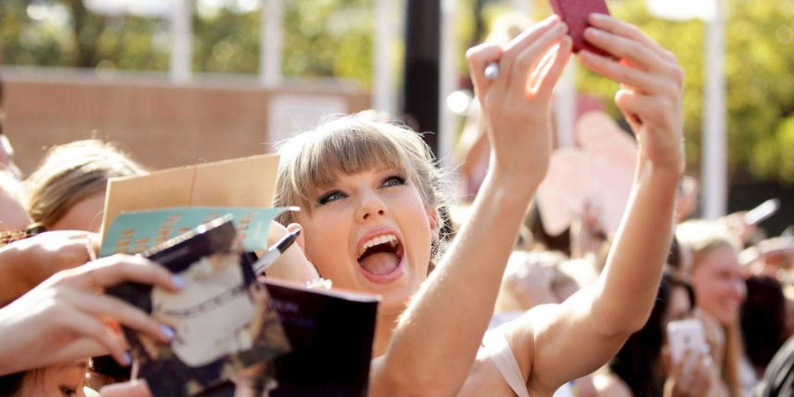 9. Se preocupa por sus fans Foto:Getty Images