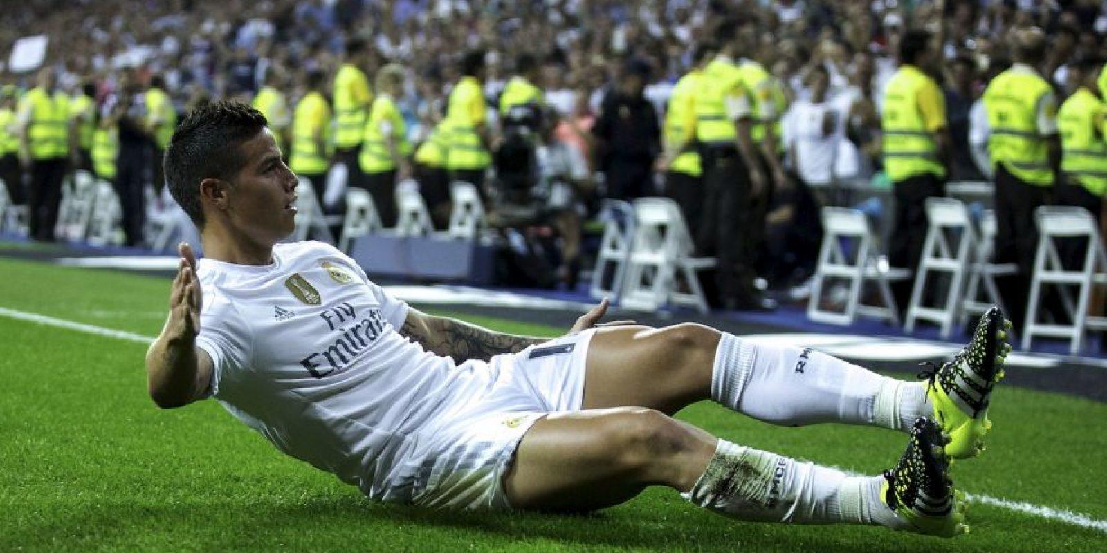El fin de semana fue sustituido en el partido ante el Eibar Foto:Getty Images
