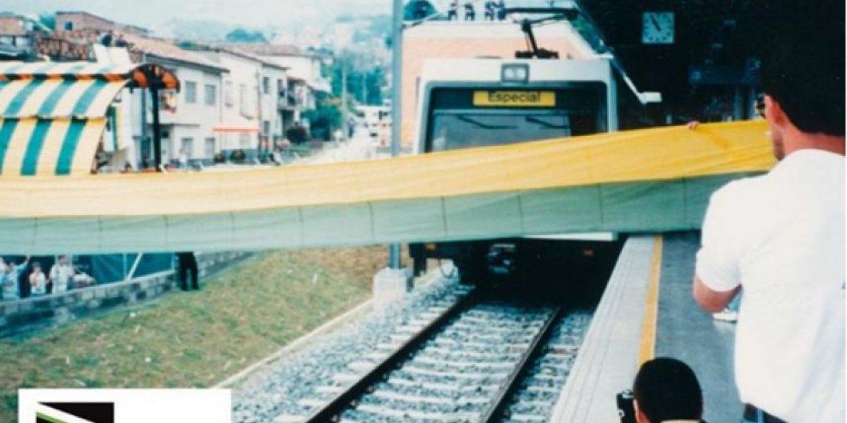 Fotos: 20 años del Metro de Medellín