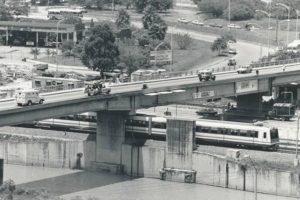 30 de noviembre de 1995 cambió la movilidad en la ciudad Foto:Tomada de Instagram @metromedellin