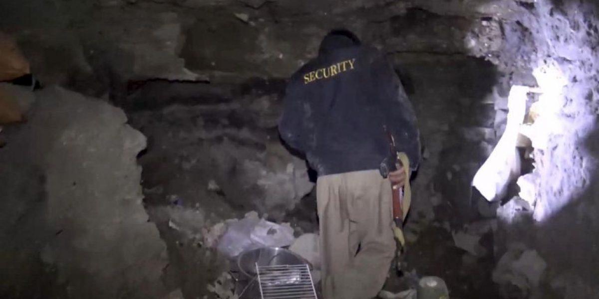 ¿Que había en los túneles de Estado Islámico?