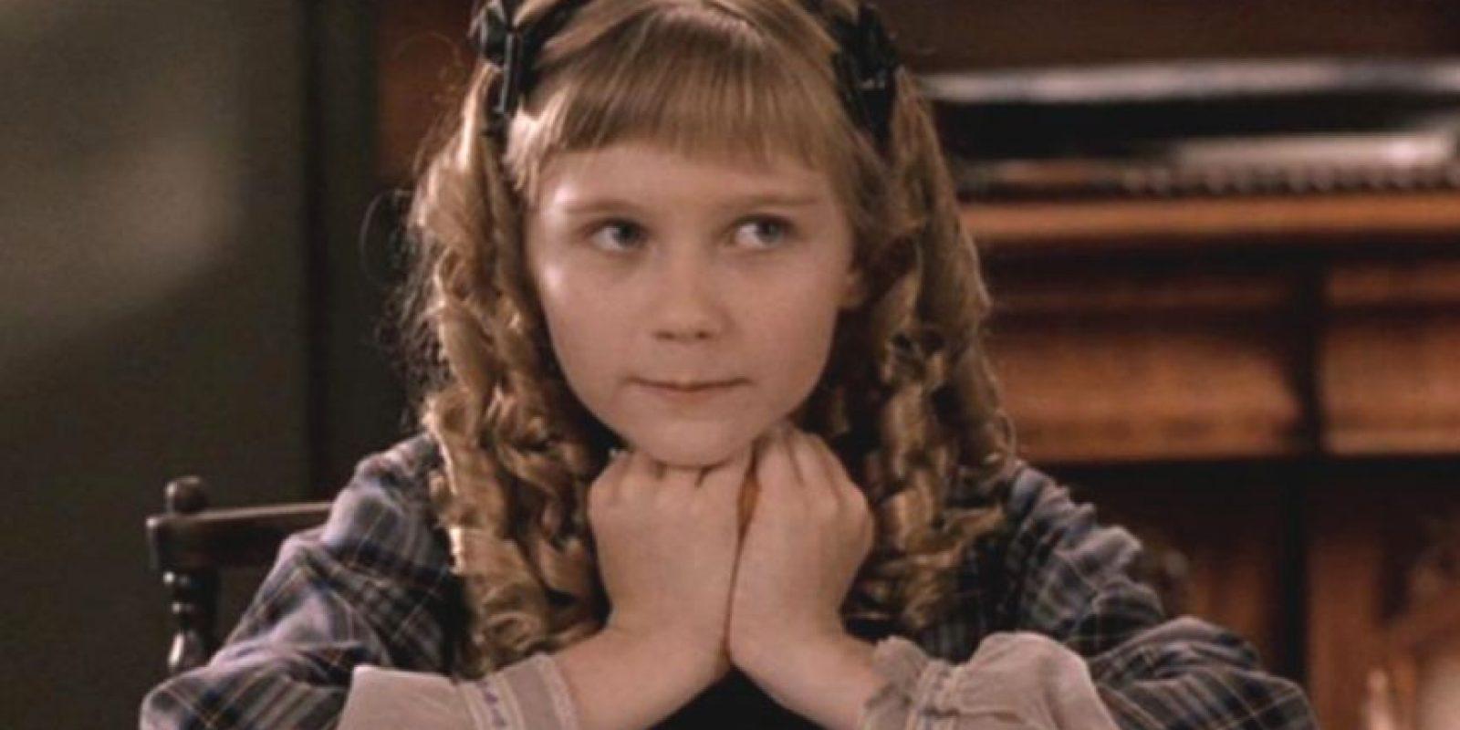 """También hizo un intenso papel en """"Mujercitas"""" (1994) Foto:vía Columbia Pictures"""