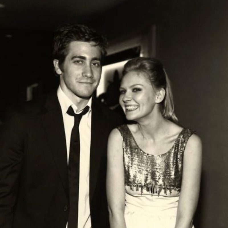 Salió con Jake Gyllenhaal de 2002 a 2004. Foto:vía Getty Images
