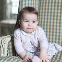 La pequeña ya tiene siete meses de edad. Foto:Vía Instagram.com/kensingtonroyal