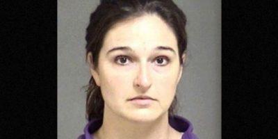 Stacy Schuler, profesora de gimnasia en Ohio, fue declarada culpable de tener relaciones sexuales con cinco estudiantes Foto:Warren County Jail