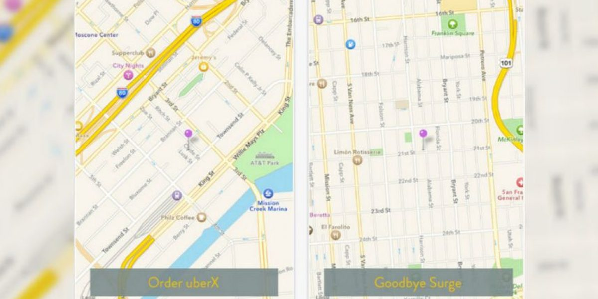 La aplicación que les ayudará a no pagar de más en Uber