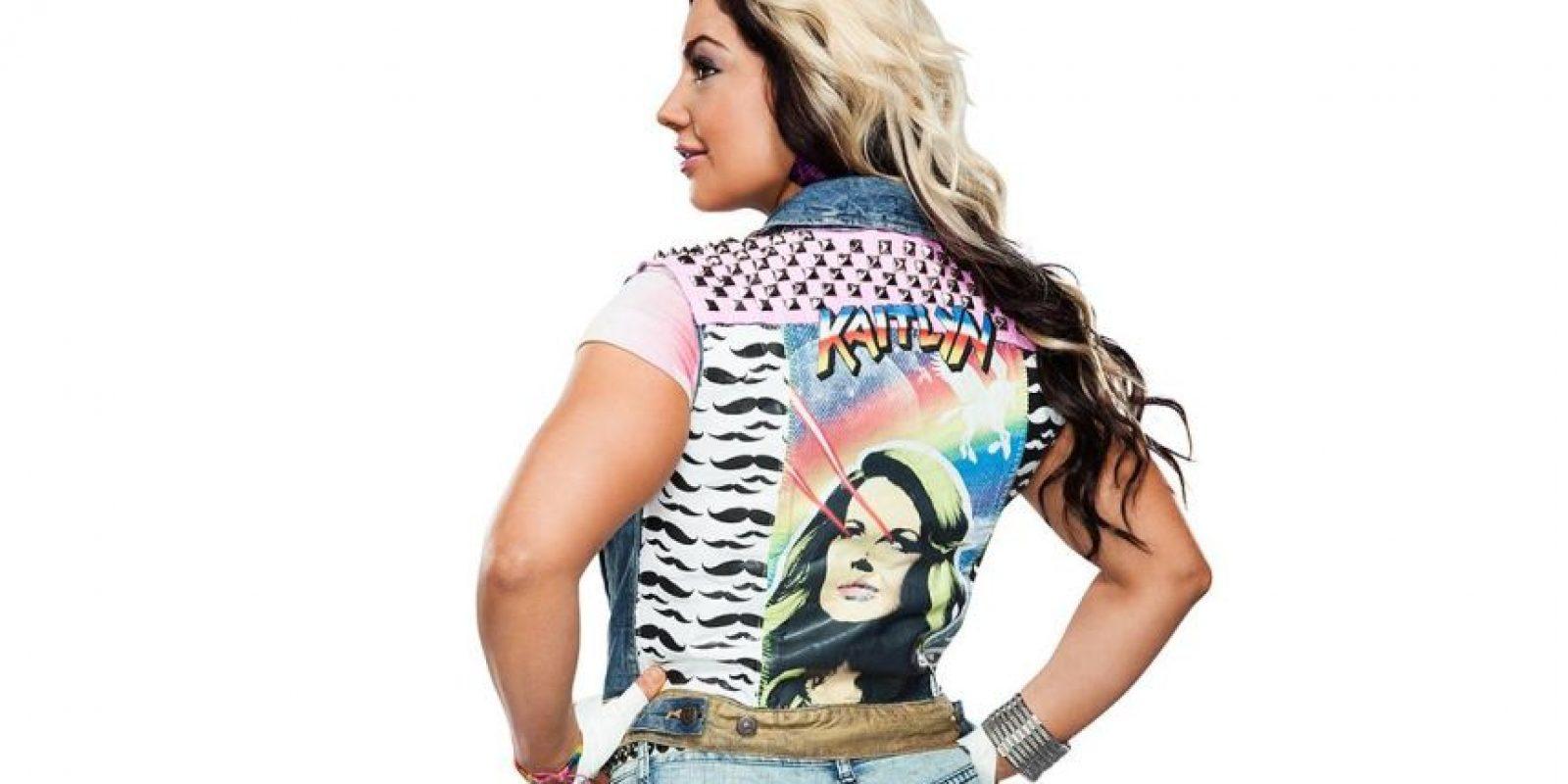 Kaitlyn Foto:WWE