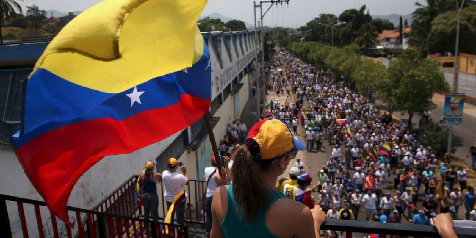 Esto debido a que el próximo 6 de diciembre se realizarán elecciones legislativas en Venezuela. Foto:Getty Images