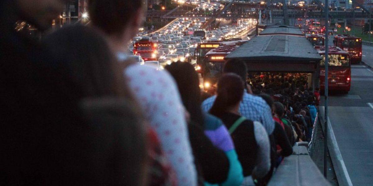 Los 5 pecados de los bogotanos en TransMilenio
