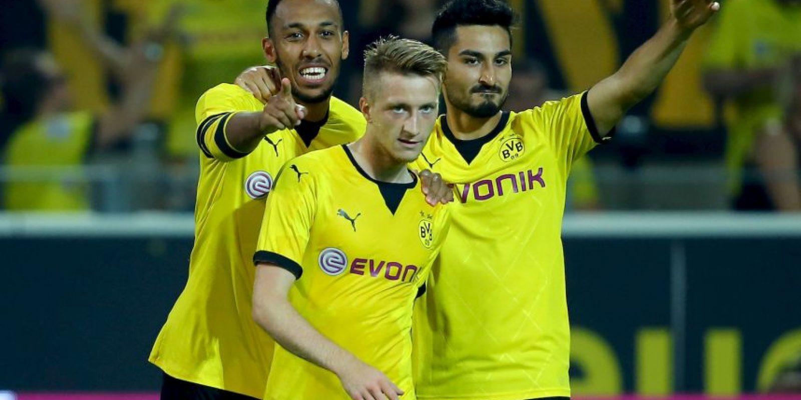 El Borussia se encuentra en segundo lugar de a Bundesliga Foto:Getty Images