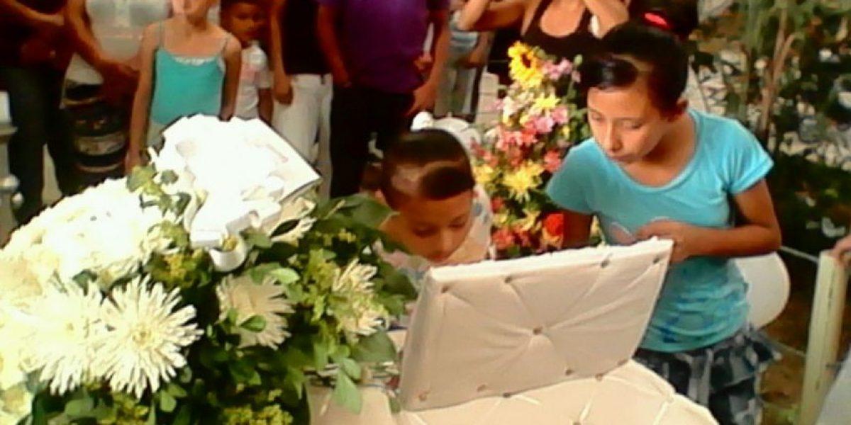En medio del dolor, Cali despidió a Kinary Andrea, niña de 6 años asesinada en su casa