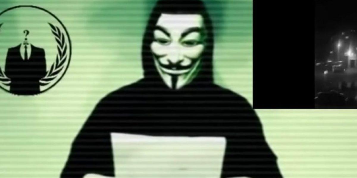 No es solo el EI, 4 organizaciones que han sido atacadas por Anonymous