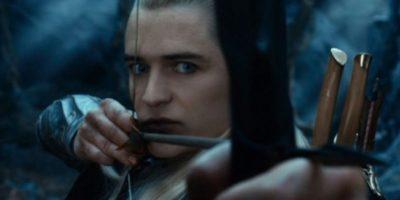 Pero ya no era el mismo Legolas. Foto:vía New Line Cinema