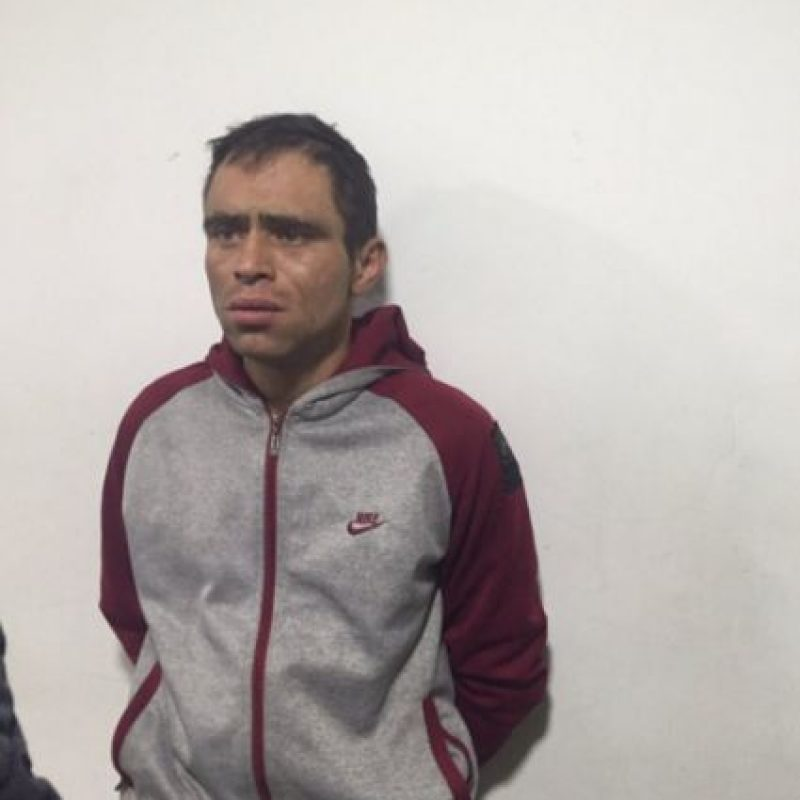 Video: aterradora confesión de 'monstruo' de Monserrate Foto:Policía