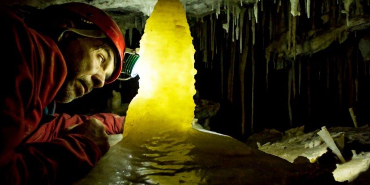 Fotoreportaje: El mundo al interior de las cavernas