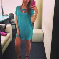 """Su gran debut fue en el escenario del programa """"Guinzburg And Kids"""". Foto:vía instagram.com/laura_esquivel"""
