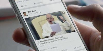"""Los """"artículos instantáneos"""" ya están disponibles en América Latina. Foto:Facebook"""