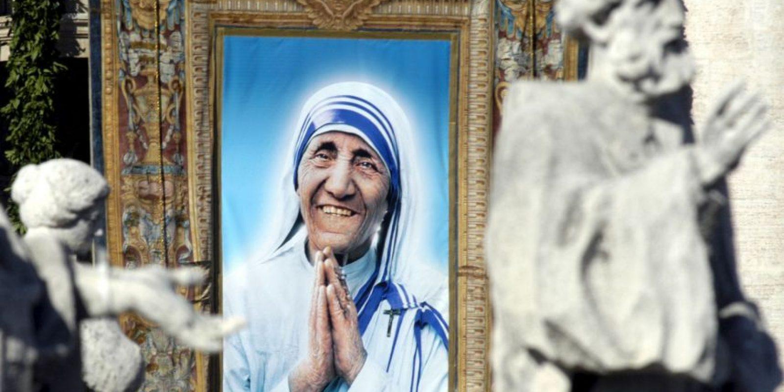 6. Madre Teresa (13 por ciento) Foto:Getty Images