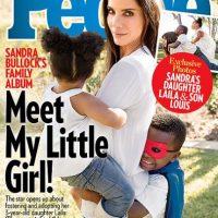 Por el momento esta es la única foto que se conoce de Laila. Foto:People Magazine
