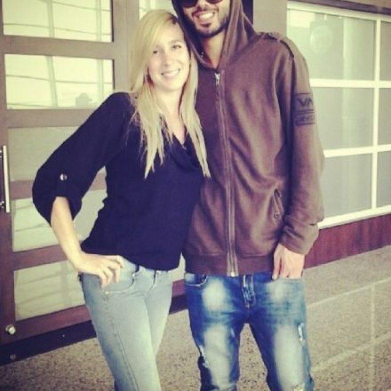 5. Esta fan lo admira tanto que lo descubrió aún con esa vestimenta. Omar compartió la foto en su Instagram. Foto:Vía Instagram/omarborkan