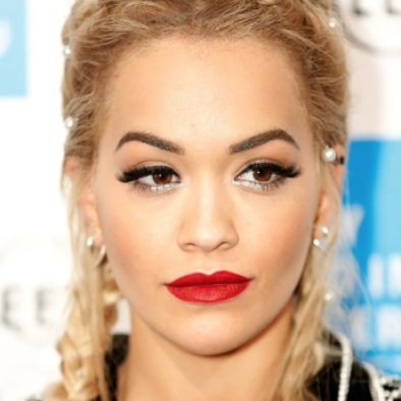 Rita Ora solo tiene un par de singles y un álbum de estudio desde 2008. Ninguno ha funcionado en los Estados Unidos. Foto:vía Getty Images