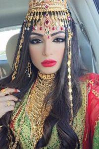Ella es Rafeea Alhajsi. Foto:Vía Instagram/rafeeaalhajsi