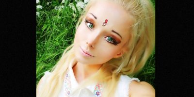 """Su familia siguió por su mismo camino. Así y todo odia que la llamen """"La Barbie Humana"""". Foto:vía Facebook/Valeria Lyukanova"""