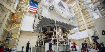 El sistema base de la nave Orión está siendo analizado para su buen funcionamiento. Foto:nasa.gov