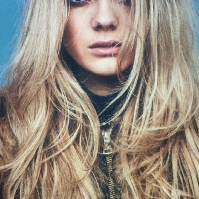 """Su doble es Louisa Johnson, una joven británica de 17 años que participa en el reality show """"The X Factor"""", y aunque ella es rubia, el parecido es evidente. Foto:Vía instagram.com/louisa"""