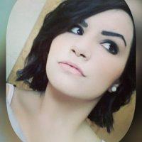 """Esta joven argentina se hace llamar """"Evi Lovato"""" y es la doble más conocida de la cantante estadounidense. Foto:Vía instagram.com/evilovato"""
