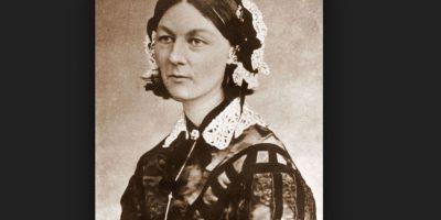 7. Florence Nightingale (12 por ciento)