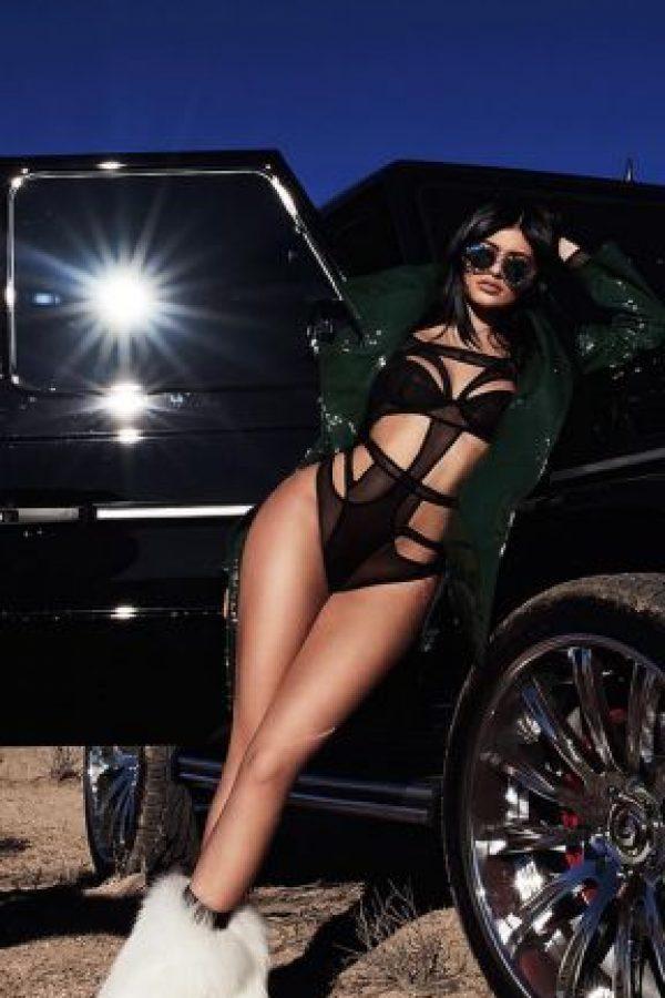 """Es conocida por protagonizar el reality show """"Keeping Up with the Kardashians"""" Foto:Vía instagram.com/kyliejenner"""