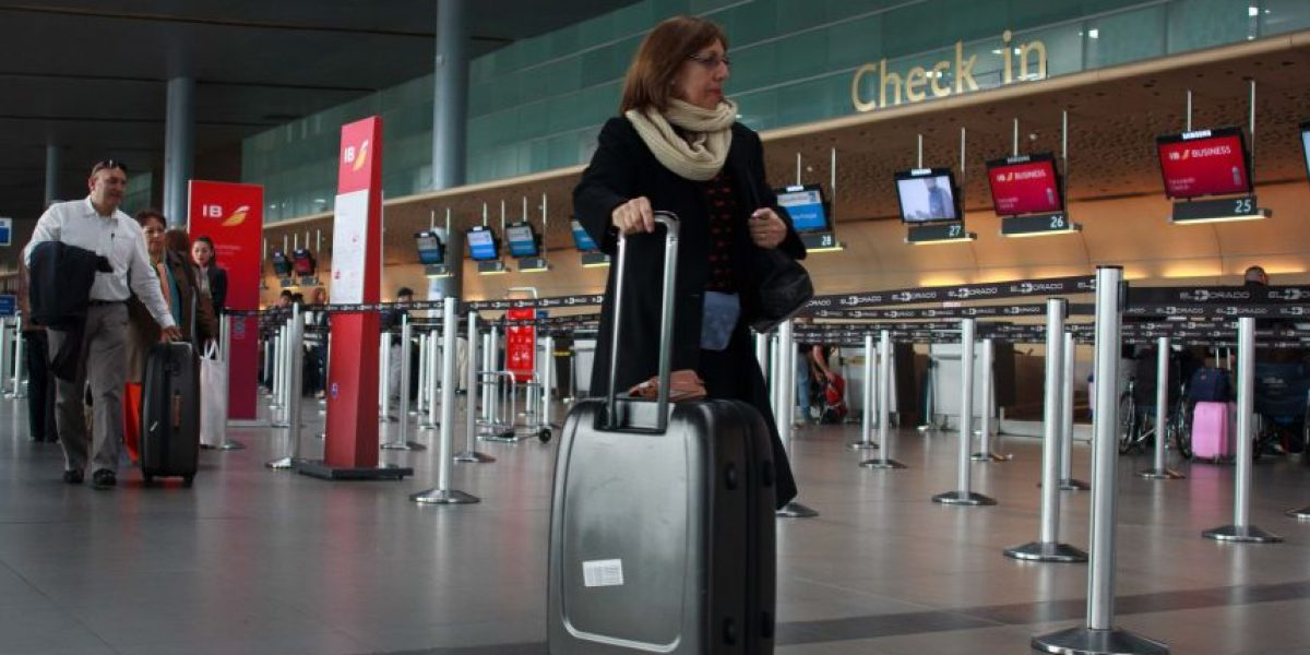 Colombianos empiezan a disfrutar del primer día sin visa Schengen