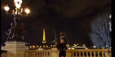 Ahora sumen sus viajes a París Foto:vía twitter.com/laurabozzo