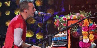 Foto:Instagram Coldplay
