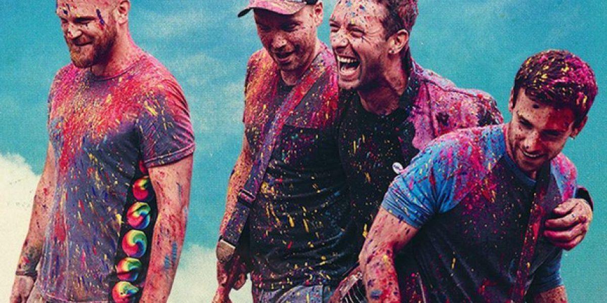 A Head Full of Dreams: el retorno de Coldplay al sonido brillante