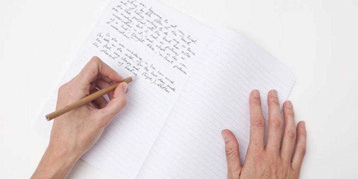 Zuaderno, el primer cuaderno para zurdos que se lanza por crowfunding