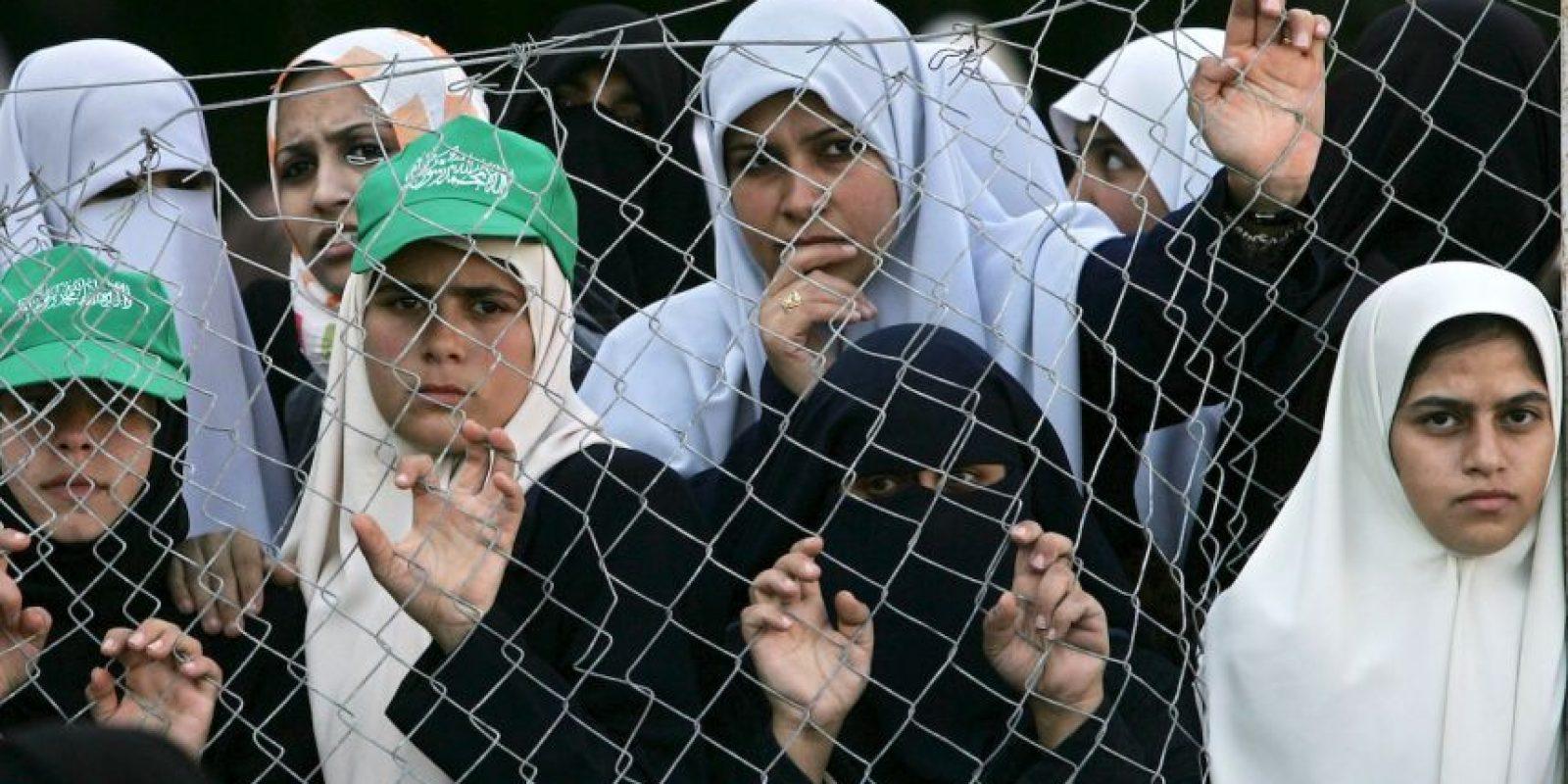 Miles de sirios han tenido que abandonar su territorio debido a la difícil situación que se vive en su país. Foto:Getty Images