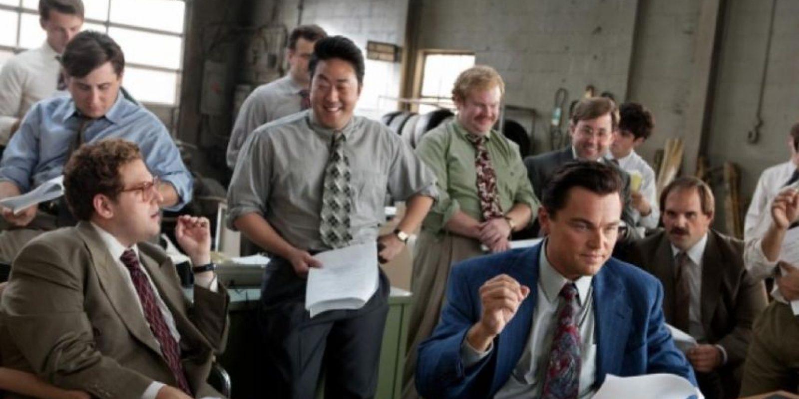 Jordan Belfort fue interpretado por Leonardo DiCaprio. Foto:vía Paramount Pictures
