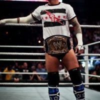 8. CM Punk Foto:WWE