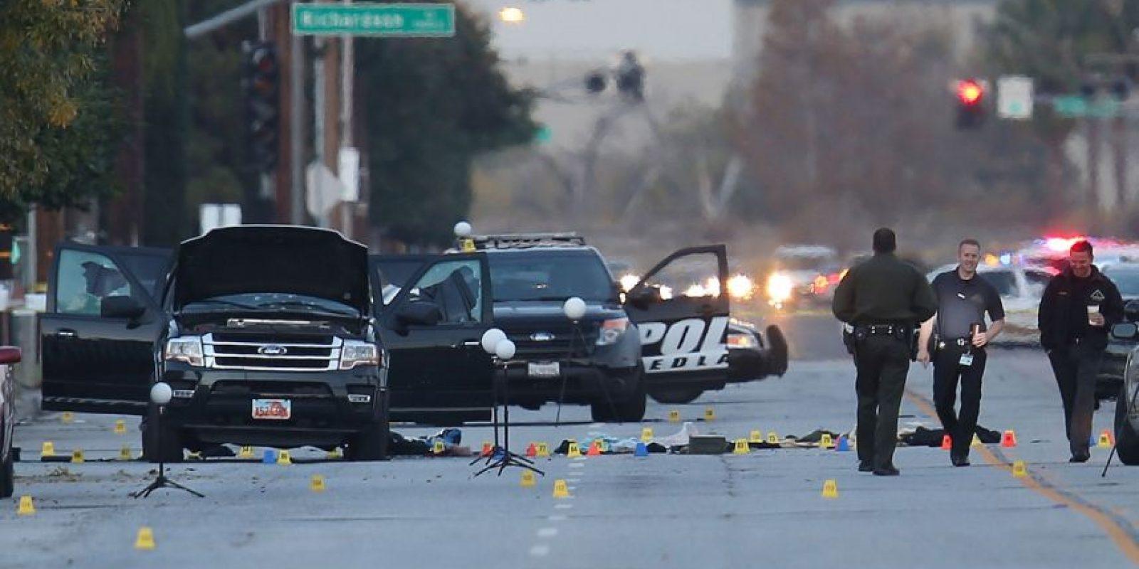 Sin embargo fueron abatidos por las autoridades. Foto:AFP