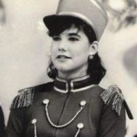 Andrea Veiga fue la primer paquita Foto:vía instagram.com/veigaandrea