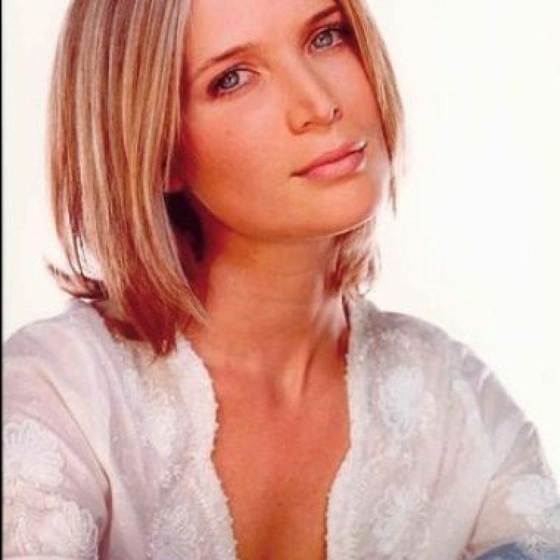 Ahora tiene 41 años y es una famosa estrella de las telenovelas brasileñas. Foto:vía facebook.com/LouiseWischermann